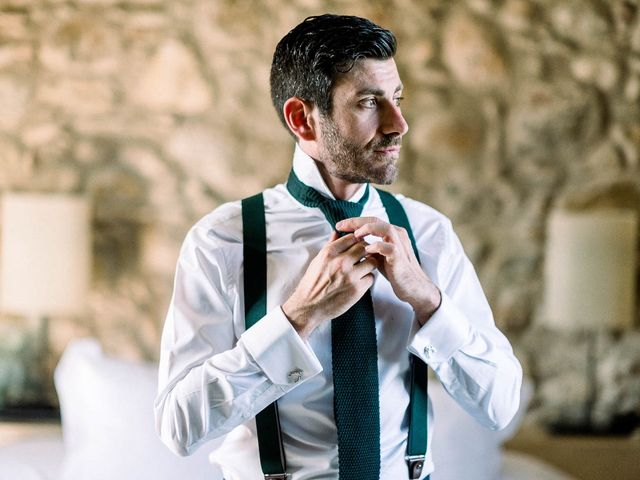 La boda de Daniel y Taormina en La Bisbal d'Empordà, Girona 8