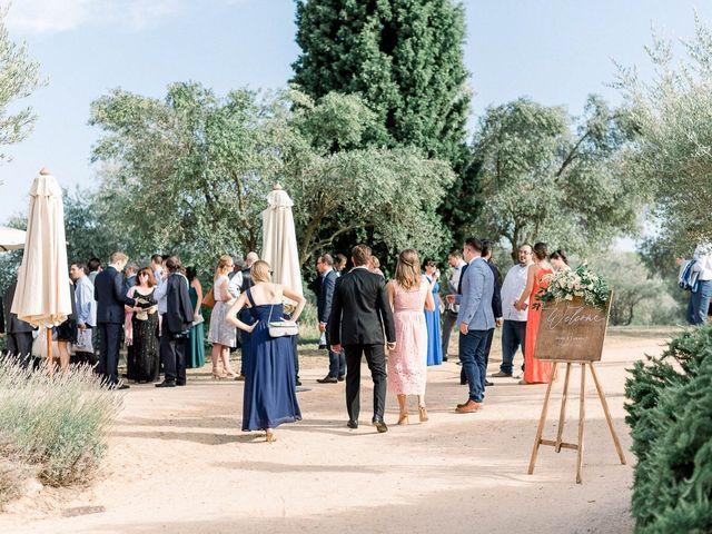 La boda de Daniel y Taormina en La Bisbal d'Empordà, Girona 37