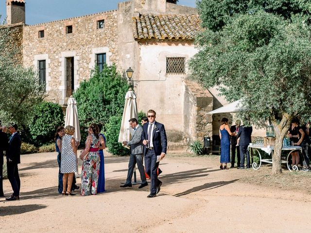La boda de Daniel y Taormina en La Bisbal d'Empordà, Girona 42