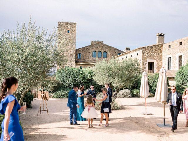 La boda de Daniel y Taormina en La Bisbal d'Empordà, Girona 46