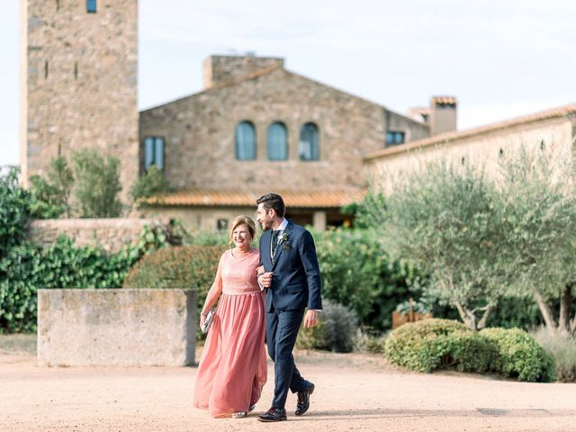 La boda de Daniel y Taormina en La Bisbal d'Empordà, Girona 49