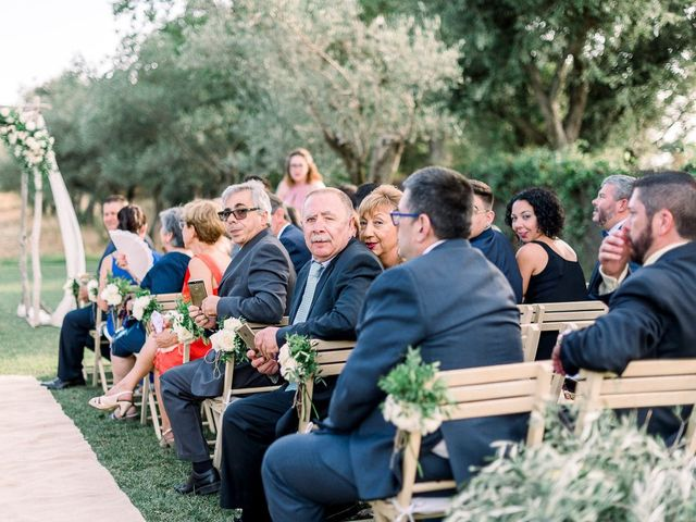 La boda de Daniel y Taormina en La Bisbal d'Empordà, Girona 50