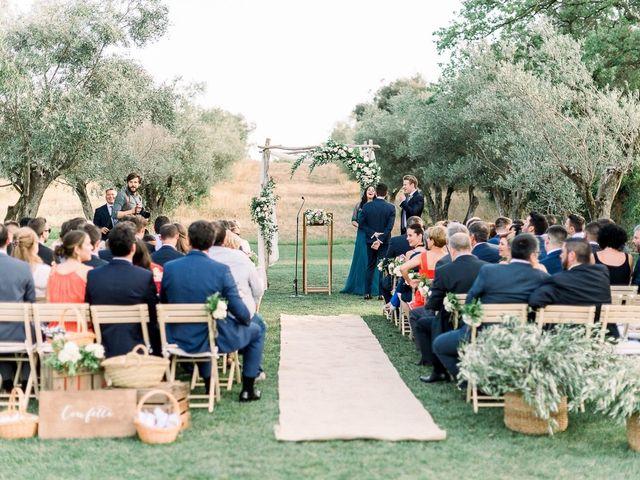 La boda de Daniel y Taormina en La Bisbal d'Empordà, Girona 51