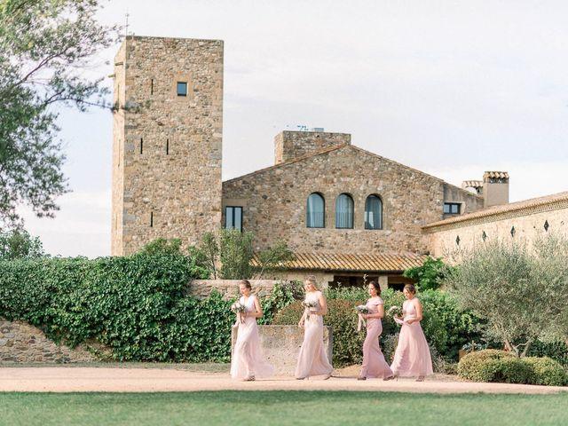 La boda de Daniel y Taormina en La Bisbal d'Empordà, Girona 52