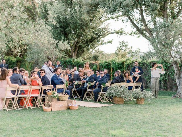 La boda de Daniel y Taormina en La Bisbal d'Empordà, Girona 53