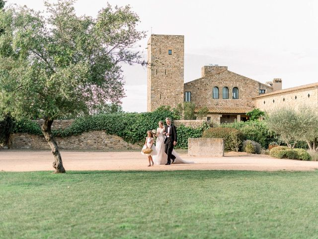 La boda de Daniel y Taormina en La Bisbal d'Empordà, Girona 54