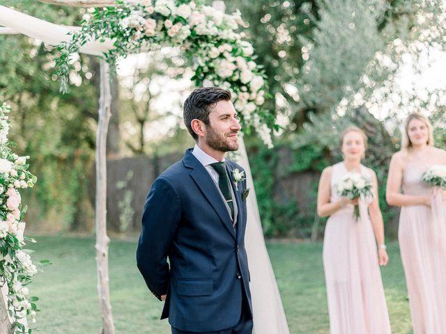 La boda de Daniel y Taormina en La Bisbal d'Empordà, Girona 56