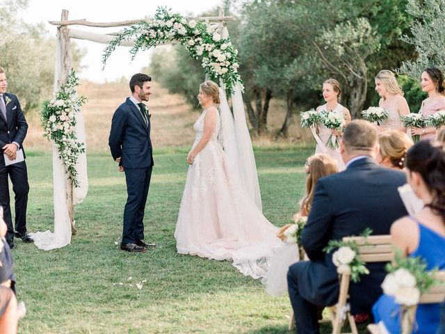 La boda de Daniel y Taormina en La Bisbal d'Empordà, Girona 60