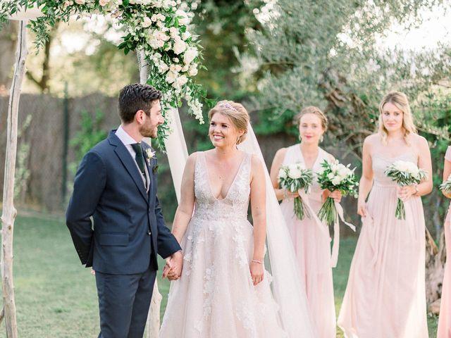 La boda de Daniel y Taormina en La Bisbal d'Empordà, Girona 62