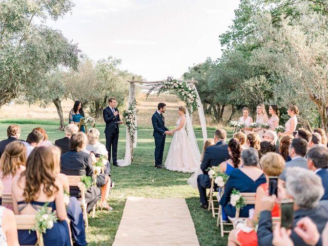 La boda de Daniel y Taormina en La Bisbal d'Empordà, Girona 64