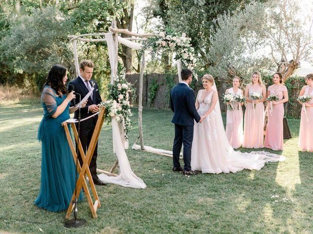 La boda de Daniel y Taormina en La Bisbal d'Empordà, Girona 68