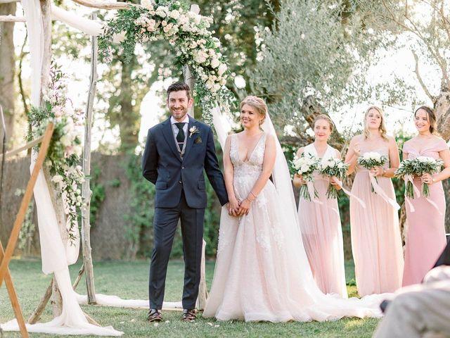 La boda de Daniel y Taormina en La Bisbal d'Empordà, Girona 71