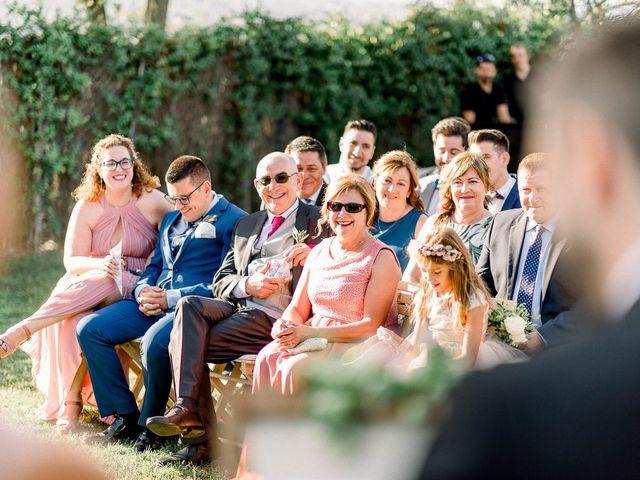 La boda de Daniel y Taormina en La Bisbal d'Empordà, Girona 74