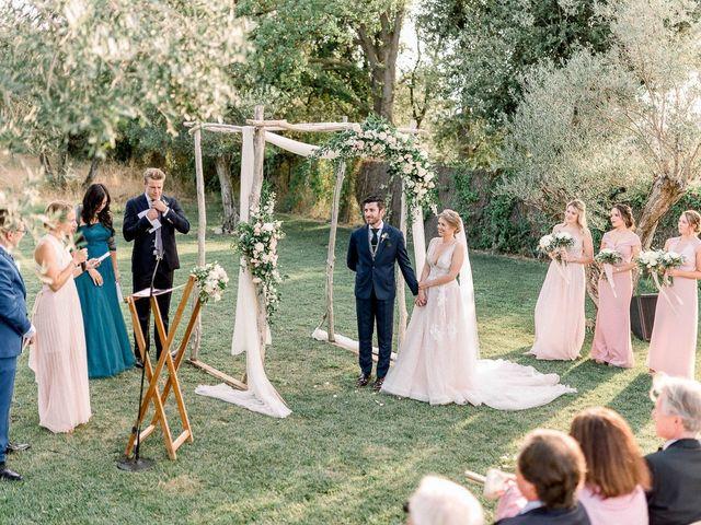 La boda de Daniel y Taormina en La Bisbal d'Empordà, Girona 79