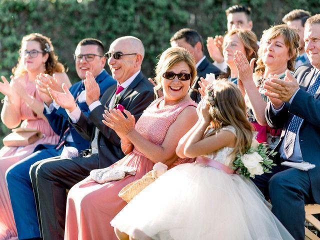 La boda de Daniel y Taormina en La Bisbal d'Empordà, Girona 85