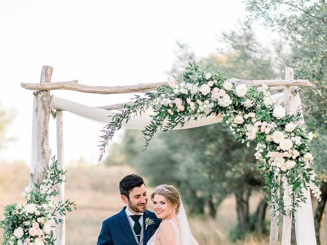 La boda de Daniel y Taormina en La Bisbal d'Empordà, Girona 100