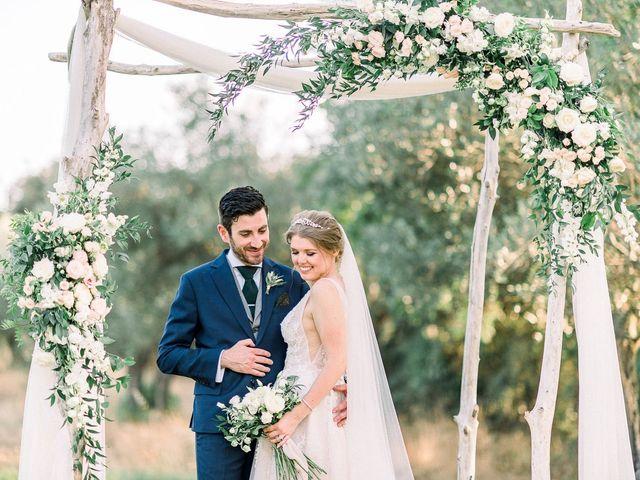 La boda de Daniel y Taormina en La Bisbal d'Empordà, Girona 101