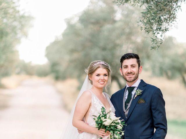 La boda de Daniel y Taormina en La Bisbal d'Empordà, Girona 107