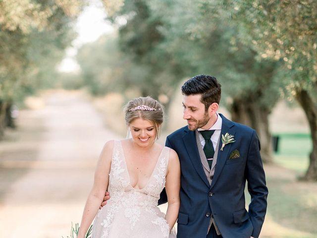 La boda de Daniel y Taormina en La Bisbal d'Empordà, Girona 111