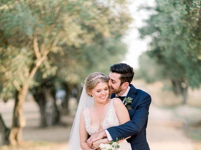 La boda de Daniel y Taormina en La Bisbal d'Empordà, Girona 113