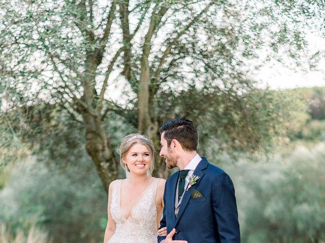 La boda de Daniel y Taormina en La Bisbal d'Empordà, Girona 115