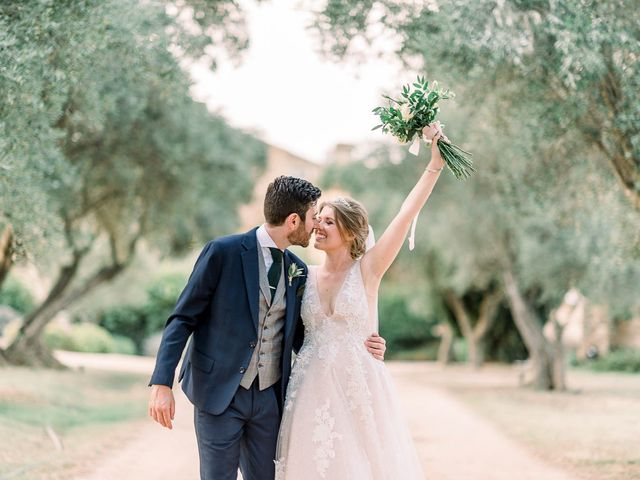 La boda de Daniel y Taormina en La Bisbal d'Empordà, Girona 123