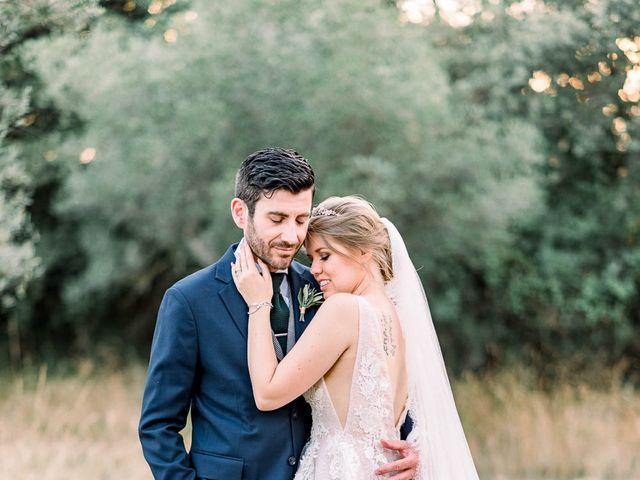 La boda de Daniel y Taormina en La Bisbal d'Empordà, Girona 127