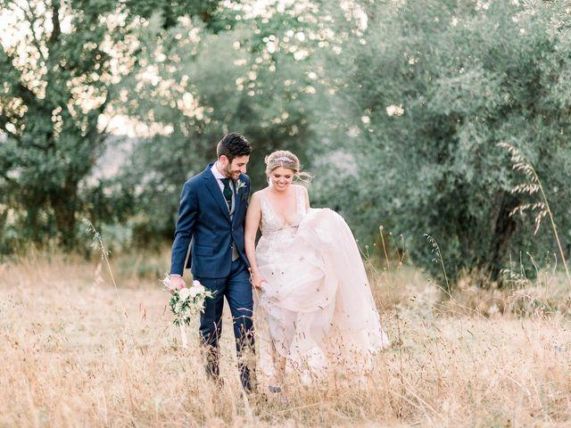 La boda de Daniel y Taormina en La Bisbal d'Empordà, Girona 131