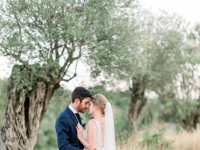 La boda de Daniel y Taormina en La Bisbal d'Empordà, Girona 132