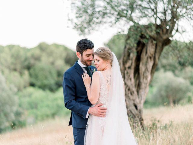 La boda de Daniel y Taormina en La Bisbal d'Empordà, Girona 133