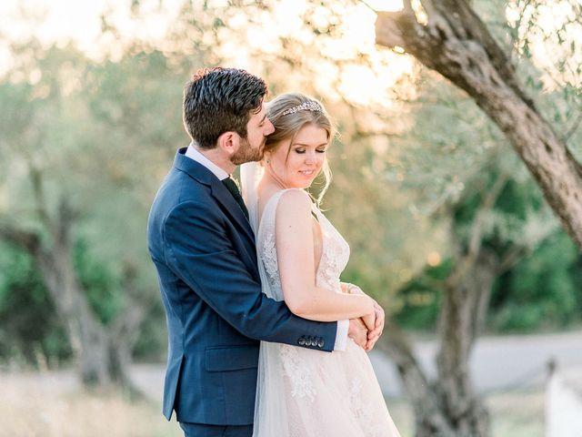 La boda de Daniel y Taormina en La Bisbal d'Empordà, Girona 140