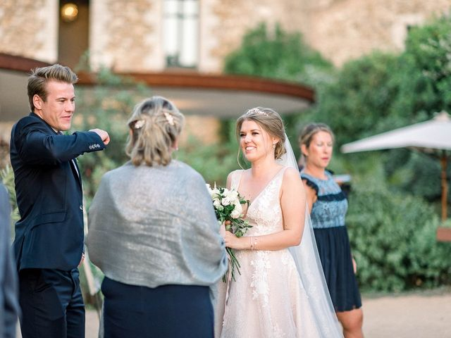 La boda de Daniel y Taormina en La Bisbal d'Empordà, Girona 154
