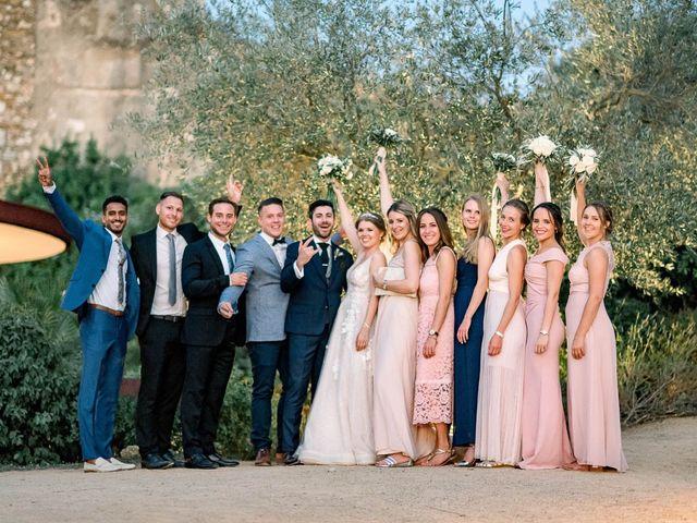 La boda de Daniel y Taormina en La Bisbal d'Empordà, Girona 170