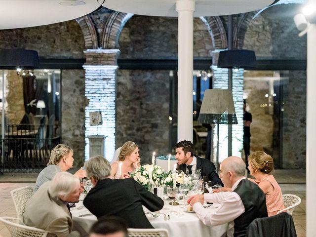 La boda de Daniel y Taormina en La Bisbal d'Empordà, Girona 173