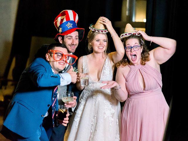 La boda de Daniel y Taormina en La Bisbal d'Empordà, Girona 201