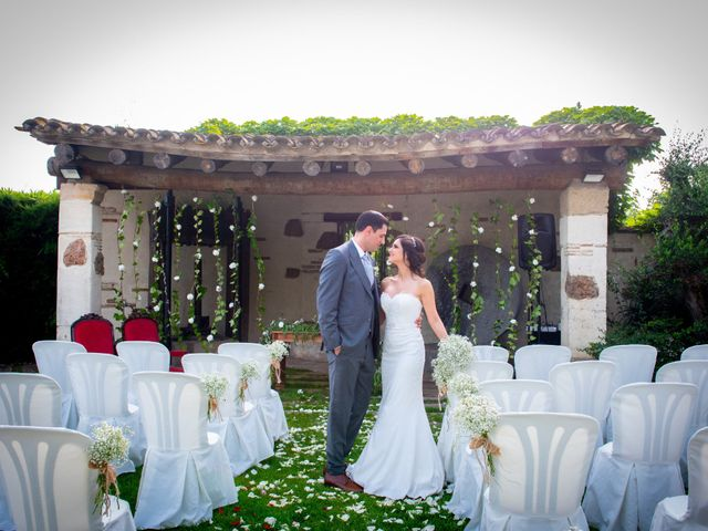 La boda de Montse y Carles