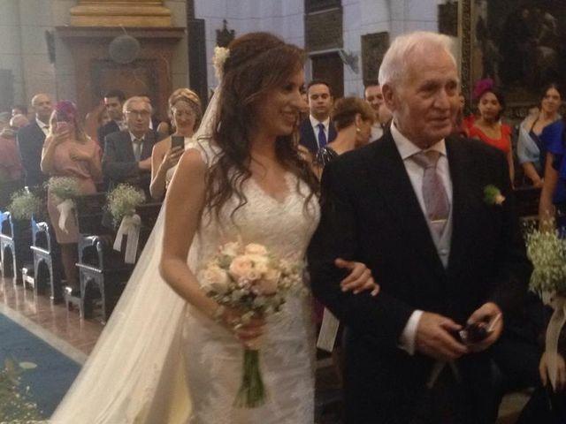 La boda de Alberto y Vanesa en Cartagena, Murcia 10