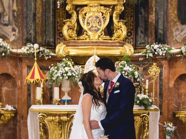 La boda de Alberto y Vanesa en Cartagena, Murcia 12