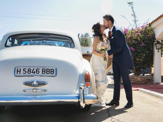 La boda de Alberto y Vanesa en Cartagena, Murcia 13