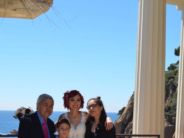 La boda de Eric y Arianne en Blanes, Girona 14
