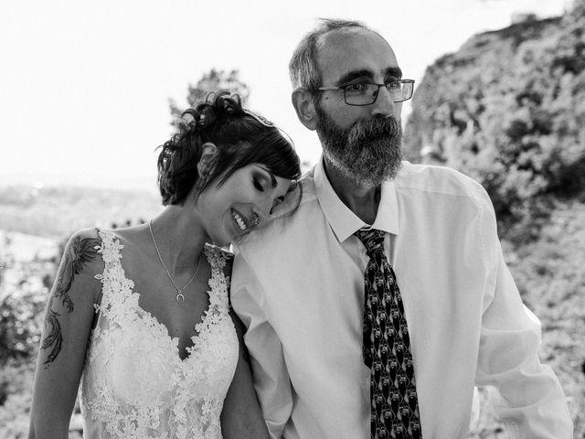 La boda de Eric y Arianne en Blanes, Girona 1