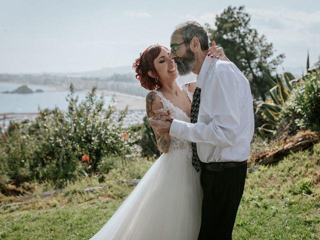 La boda de Eric y Arianne en Blanes, Girona 2