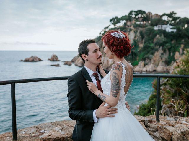 La boda de Eric y Arianne en Blanes, Girona 28