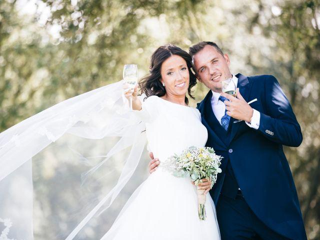 La boda de Miriam y Toño