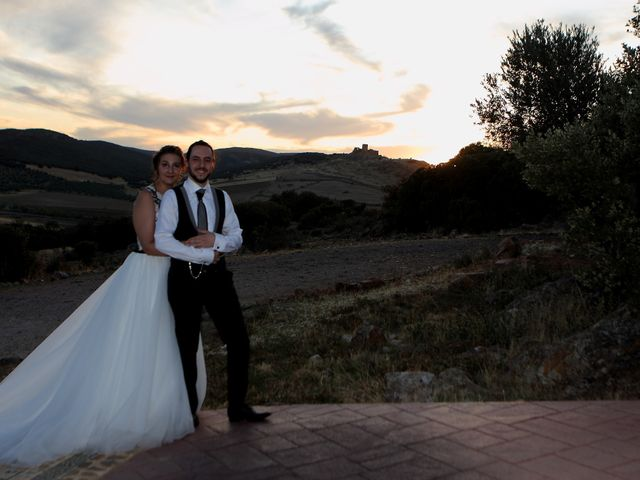 La boda de José Manuel y Ana en Caracuel De Calatrava, Ciudad Real 1