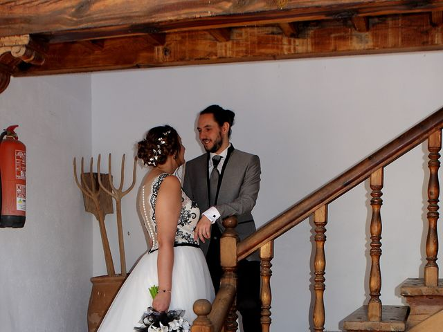 La boda de José Manuel y Ana en Caracuel De Calatrava, Ciudad Real 4