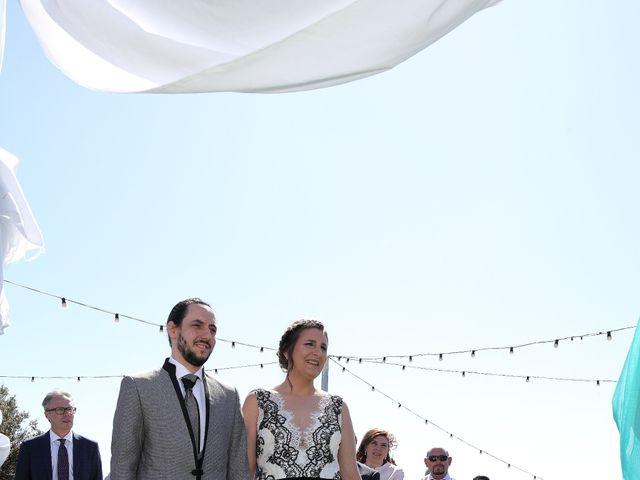 La boda de José Manuel y Ana en Caracuel De Calatrava, Ciudad Real 5