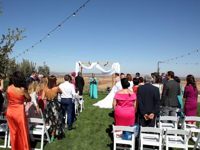 La boda de José Manuel y Ana en Caracuel De Calatrava, Ciudad Real 2