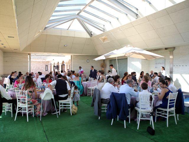 La boda de José Manuel y Ana en Caracuel De Calatrava, Ciudad Real 6