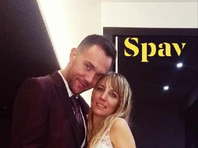 La boda de Erika y Jero en La/villajoyosa Vila Joiosa, Alicante 2